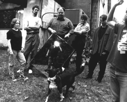 Out of Darkness with Pere Ubu