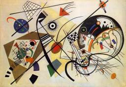 The Concrete Paintings of Kandinsky by Alexandre Kojève – Part II. PAINTING