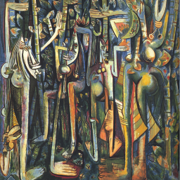 Louis Althusser on Wifredo Lam